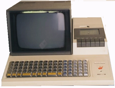 SHARP MZ-80