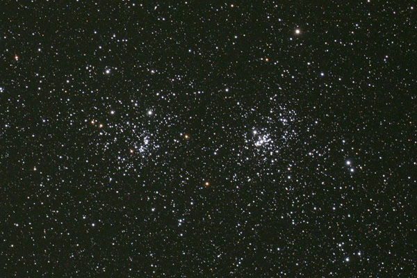 Depiction of NGC 884