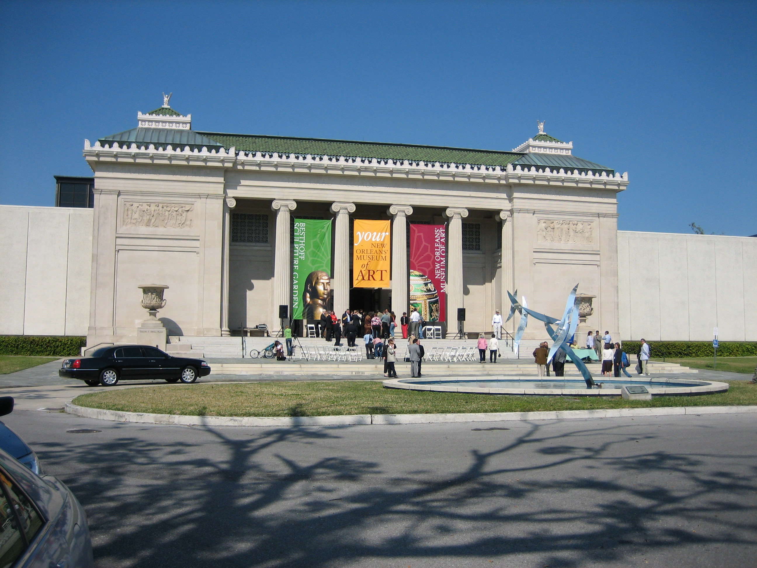 New Orleans Museum Of Art Wikipedia