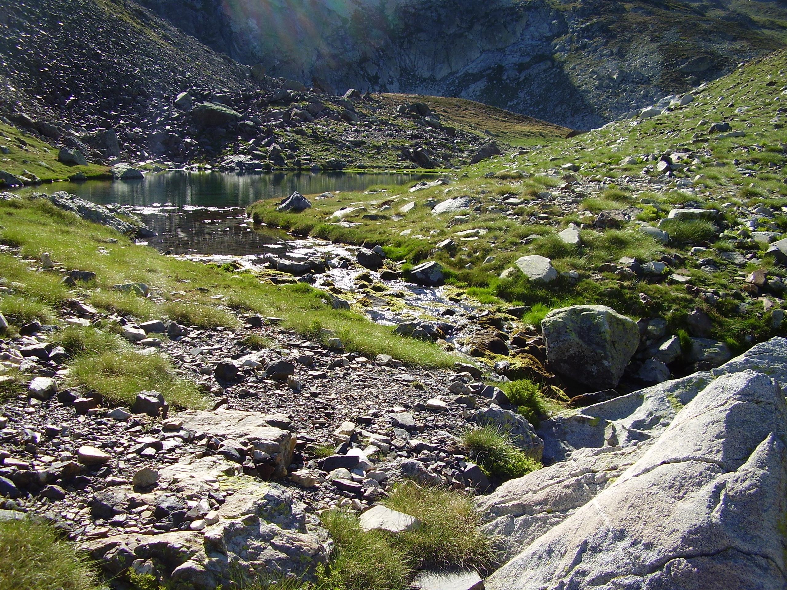 Nacimiento del río Carrión