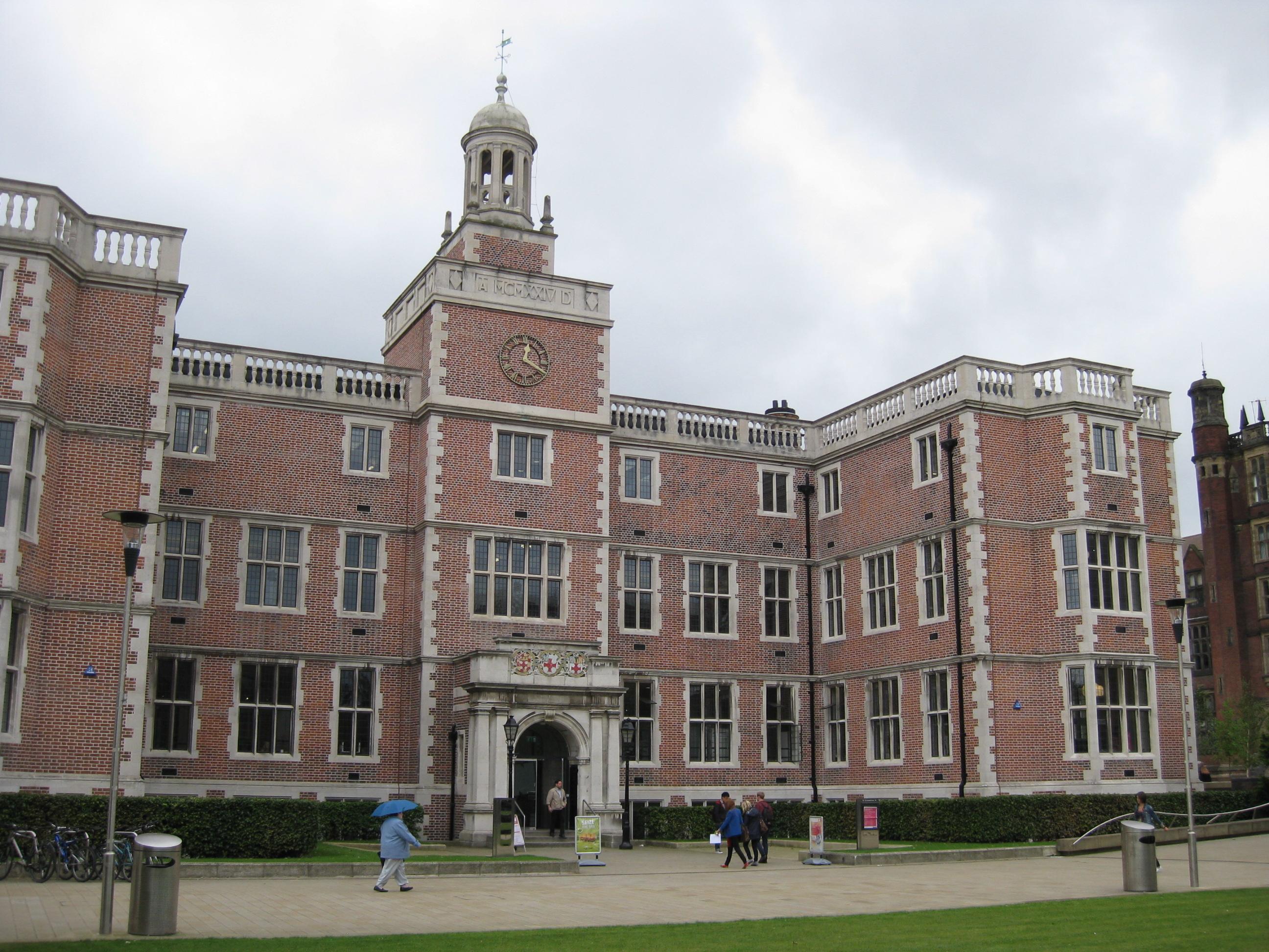 image of Newcastle University