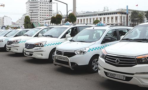 taxis morocco