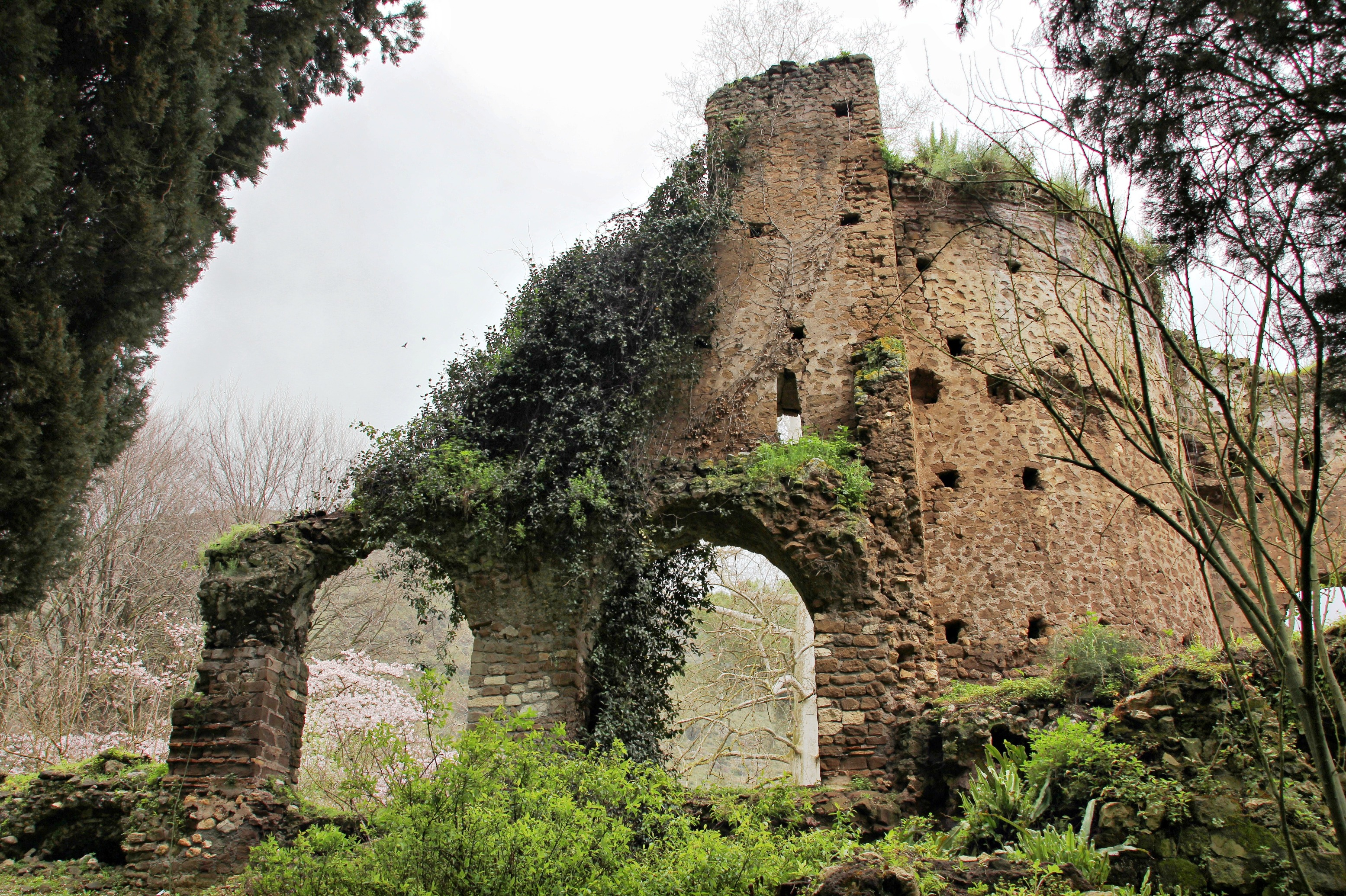 Garden Of Ninfa Wikiwand