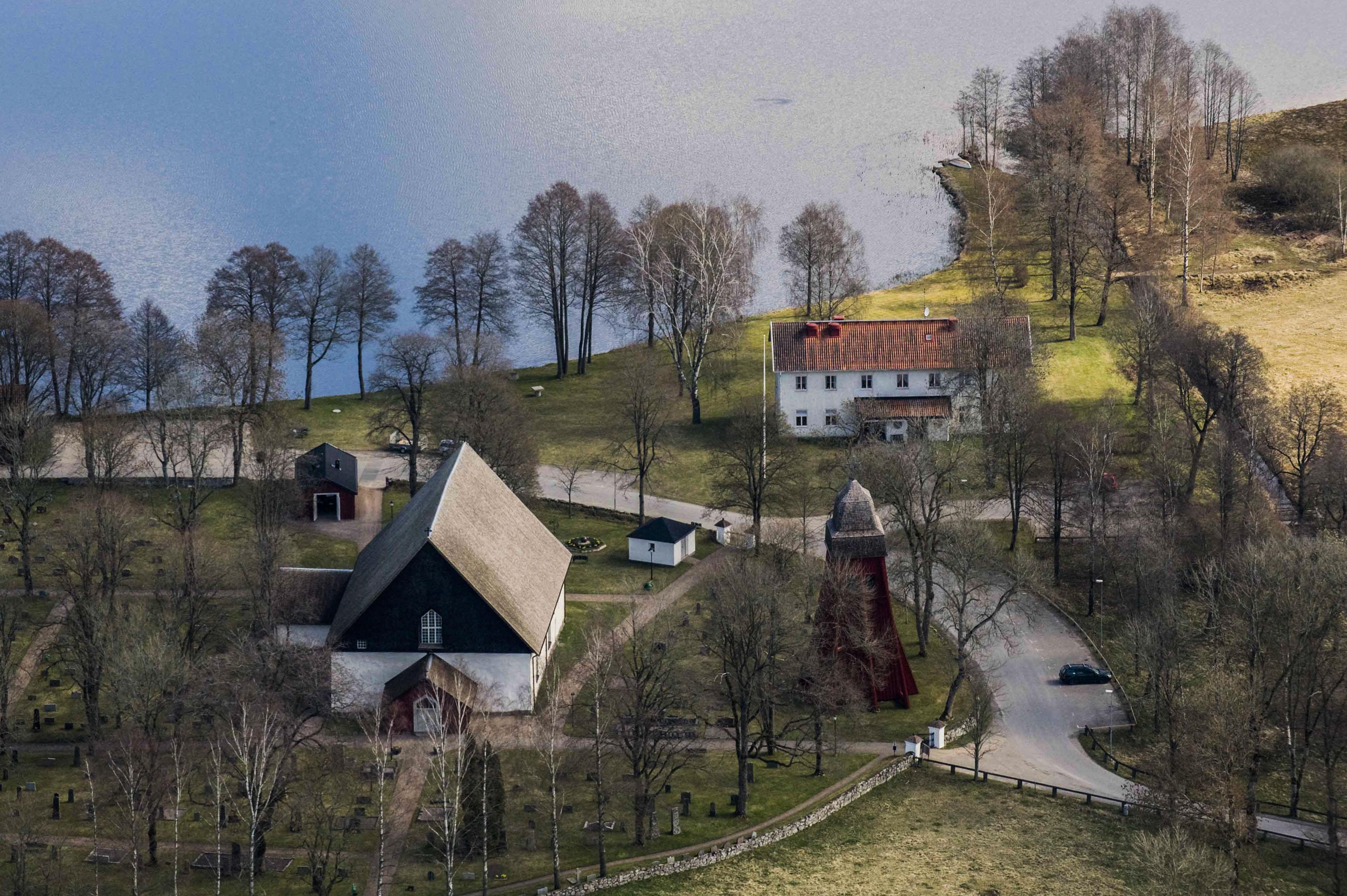 Norra Sandsj Kyrkogrd in Bodafors, Jnkpings ln - Find A