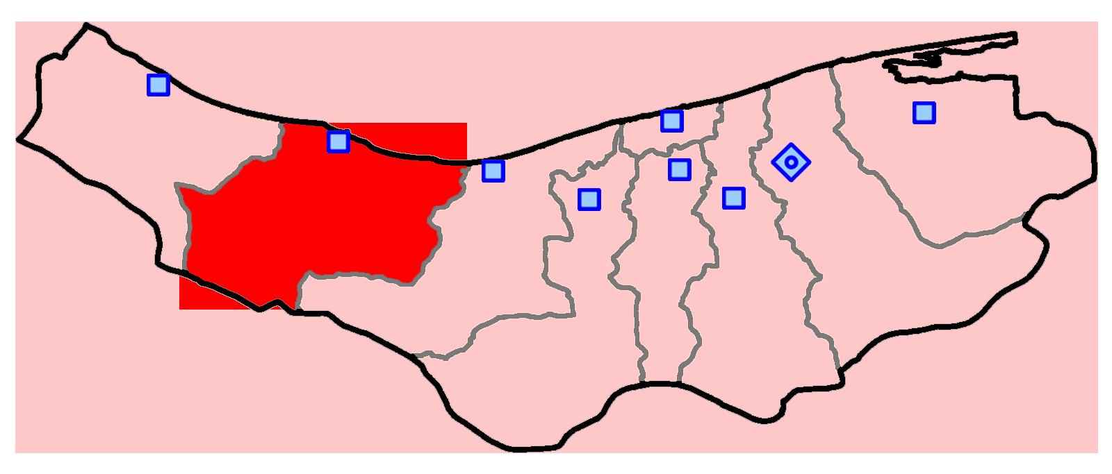 حوزه انتخابیه نوشهر، چالوس و کلاردشت
