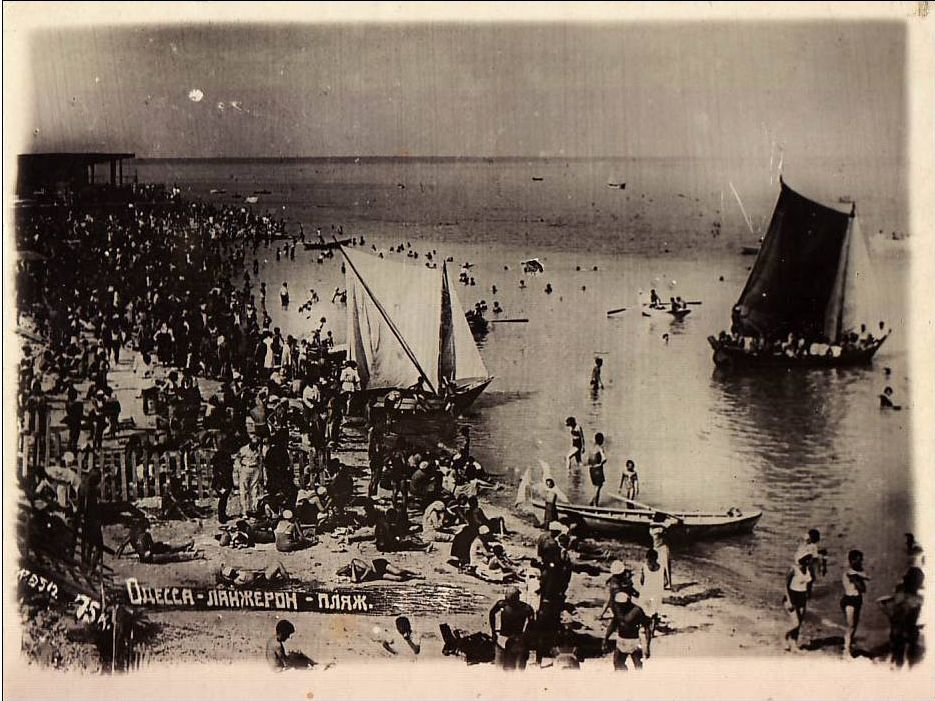 Odessa in the past, History of Odessa