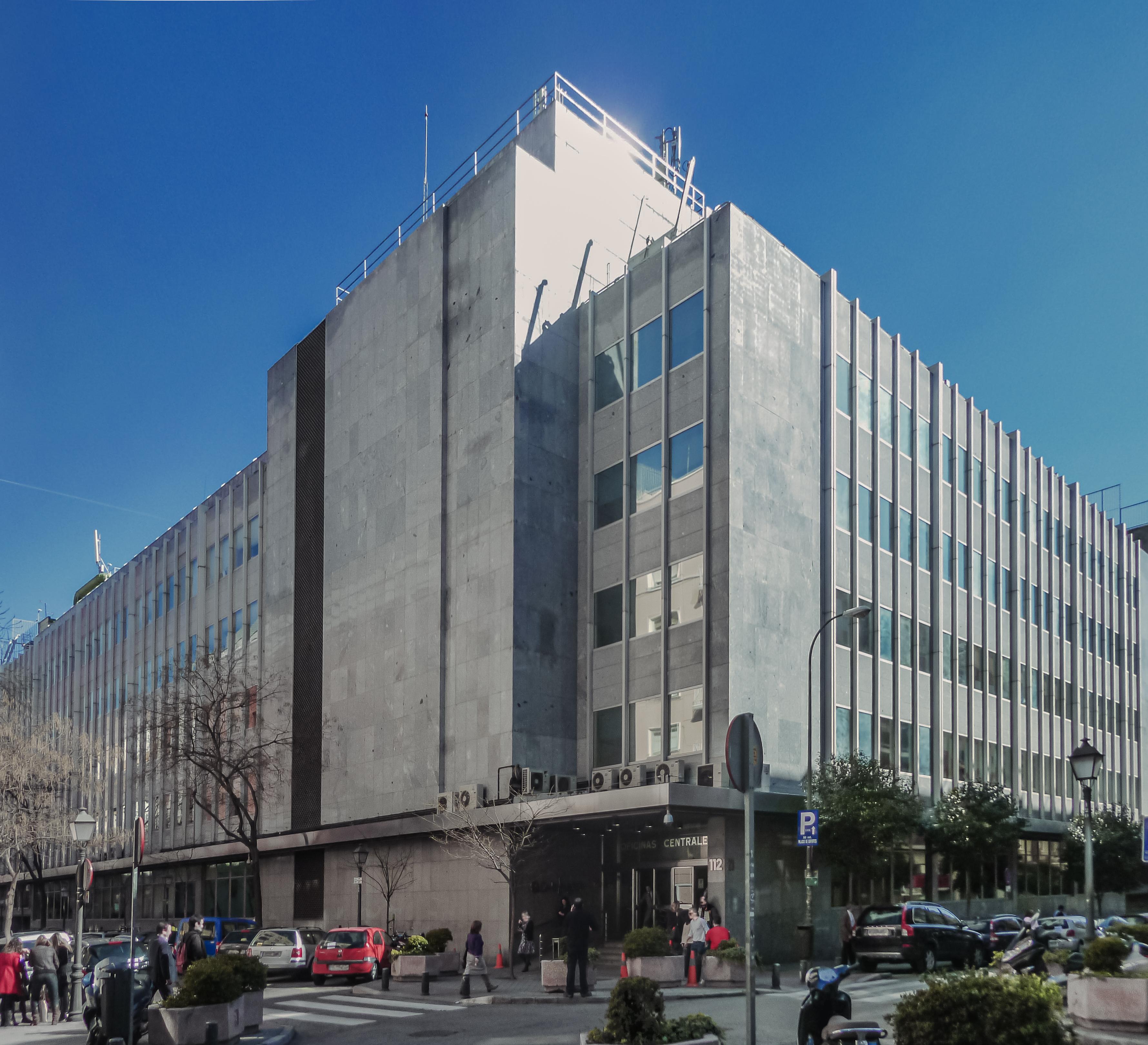 file oficinas centrales de el corte ingl s madrid ForOficinas Corte Ingles Madrid