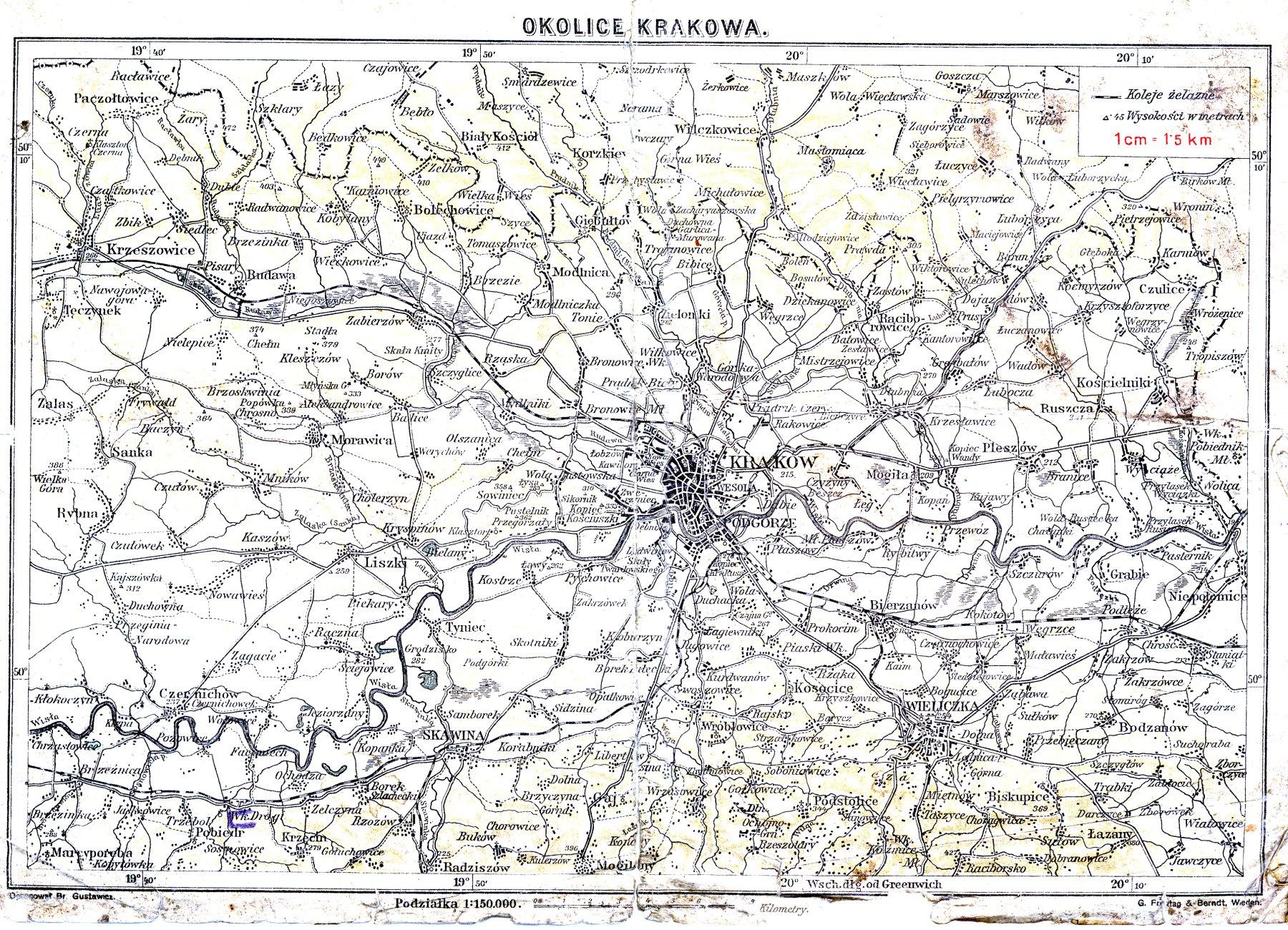 File Okolice Krakowa Xixwiek Jpg Wikimedia Commons