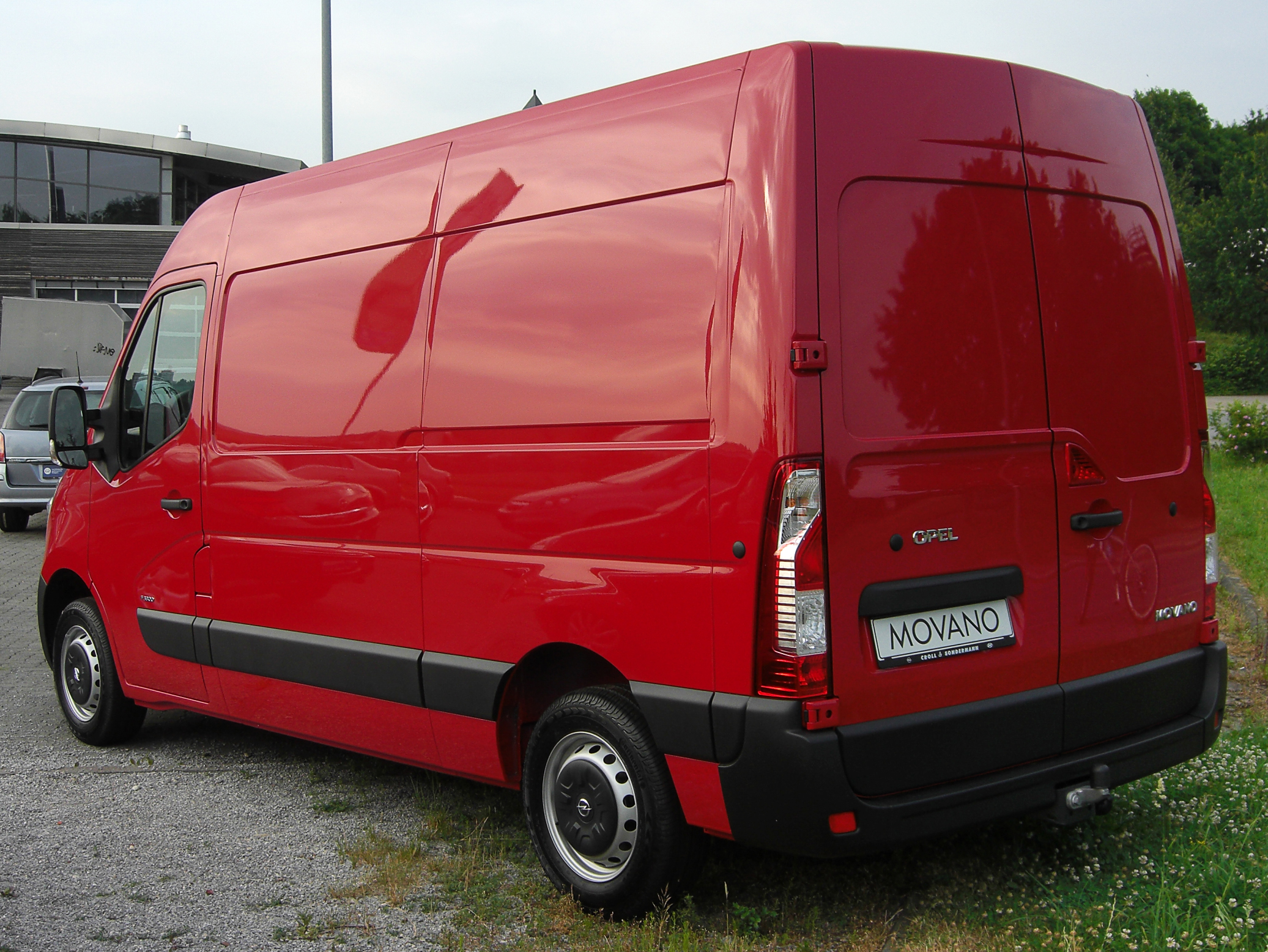 file opel movano b rear 1 wikimedia commons. Black Bedroom Furniture Sets. Home Design Ideas