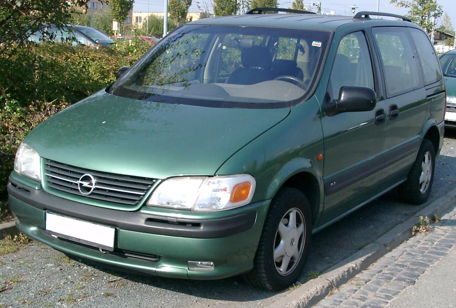 Opel Sintra - Wikipedia