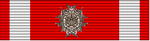 Кавалер Большого креста ордена Святого Иосифа