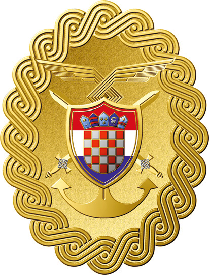 Croatian Armed Forces amblem