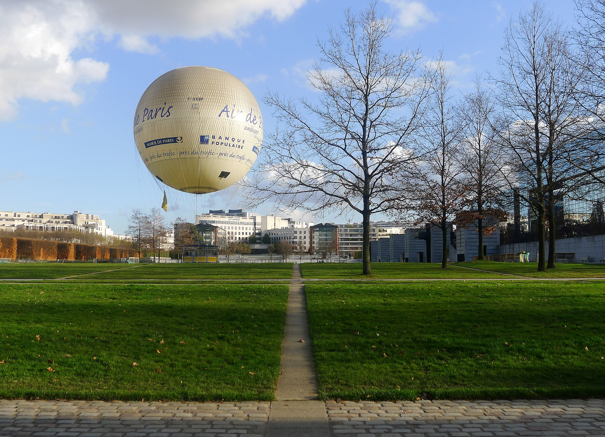 9015f0d7e6 Ballon captif — Wikipédia