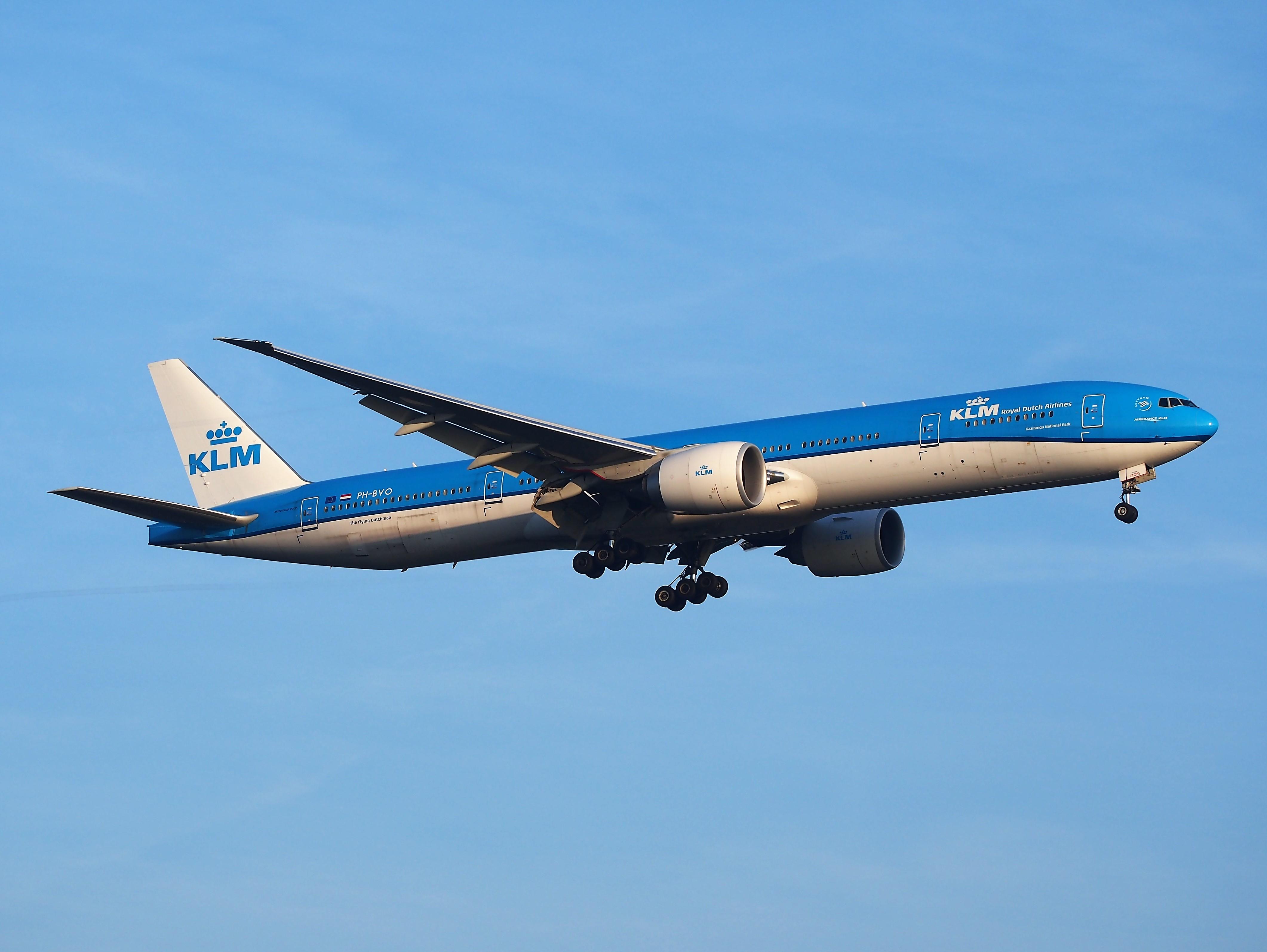 Boeing 777-300ER der KLM