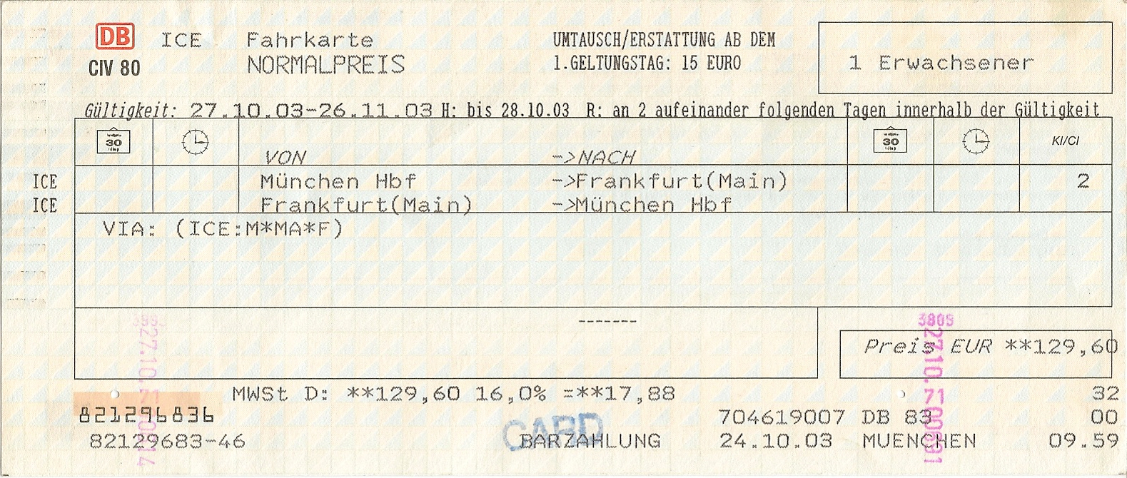 Hessenticket single deutsche bahn