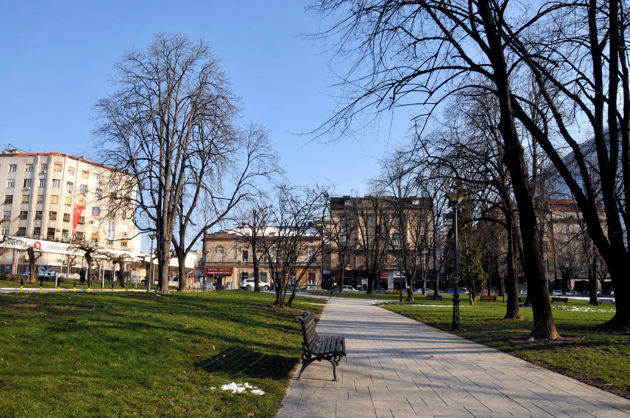 Parkovi i česme Beograda Park_Manje%C5%BE,_Beograd