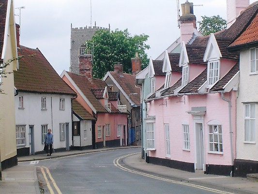 File:Pastel street scene, Framlingham, Suffolk. - geograph.org.uk - 1475942.jpg
