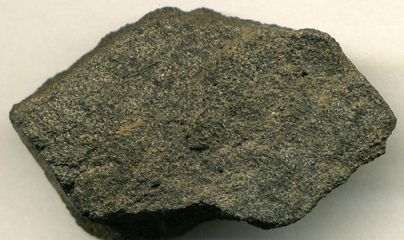 Calcite and aragonite