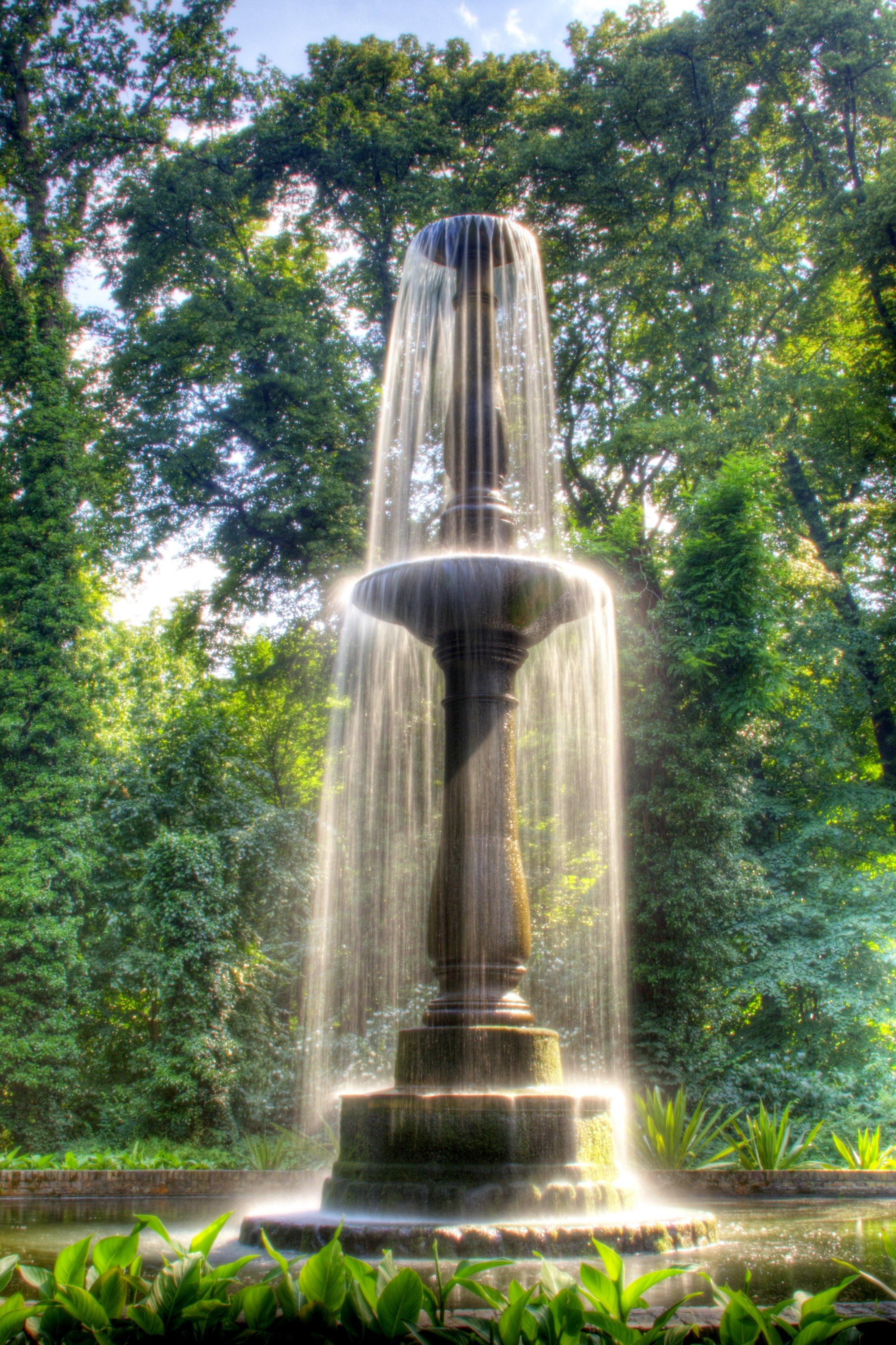 Home Garden Fountain Design
