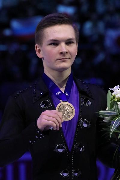 Mikhail Kolyada - Wiki...