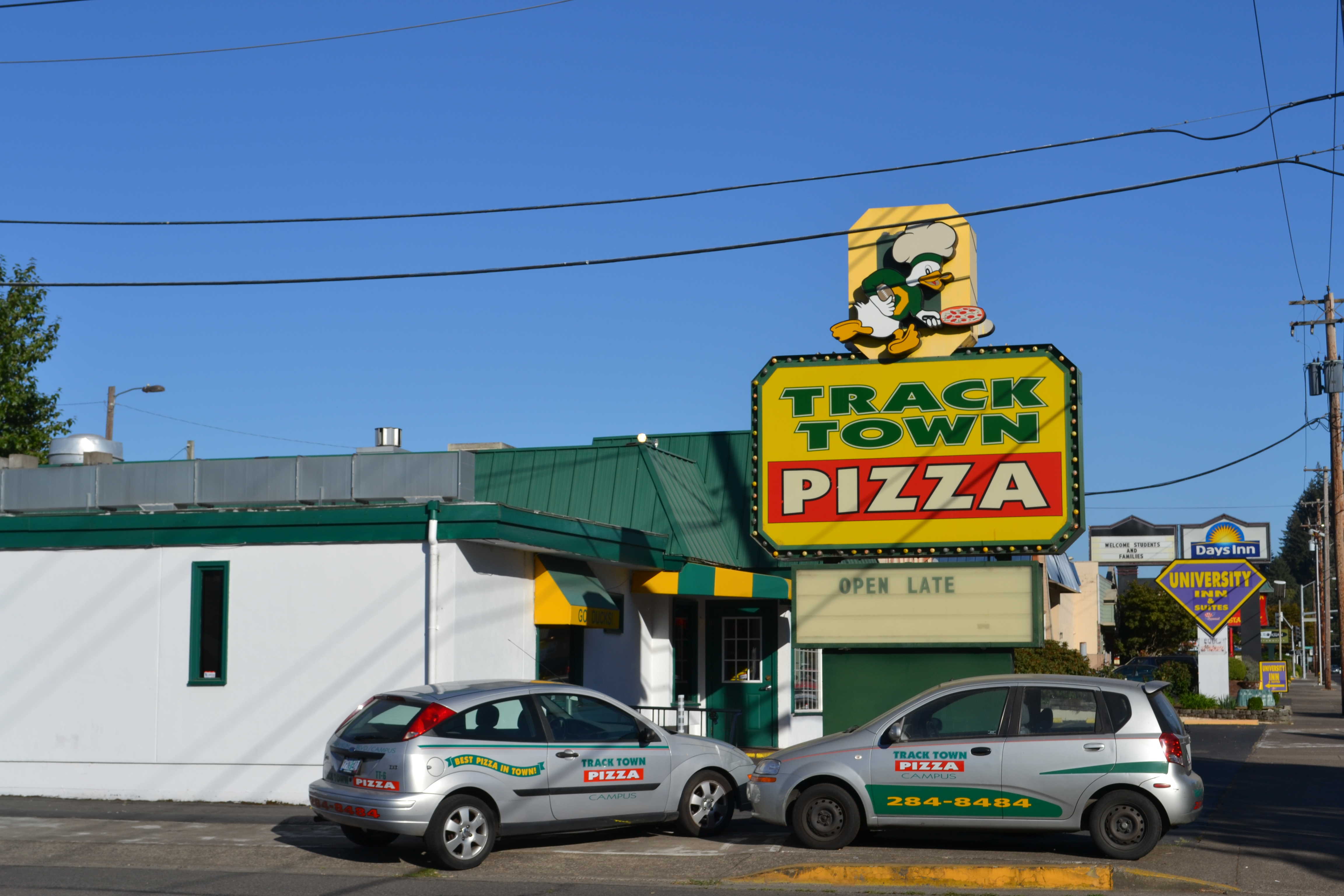 Pizza Open Late In Kitchener