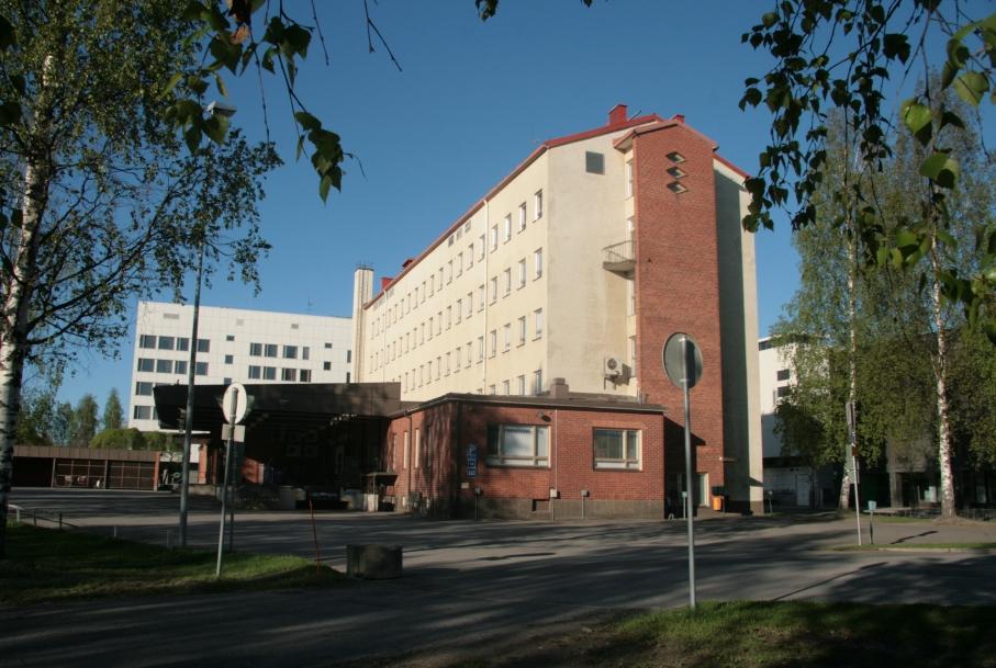 Joensuu Kaupungintalo