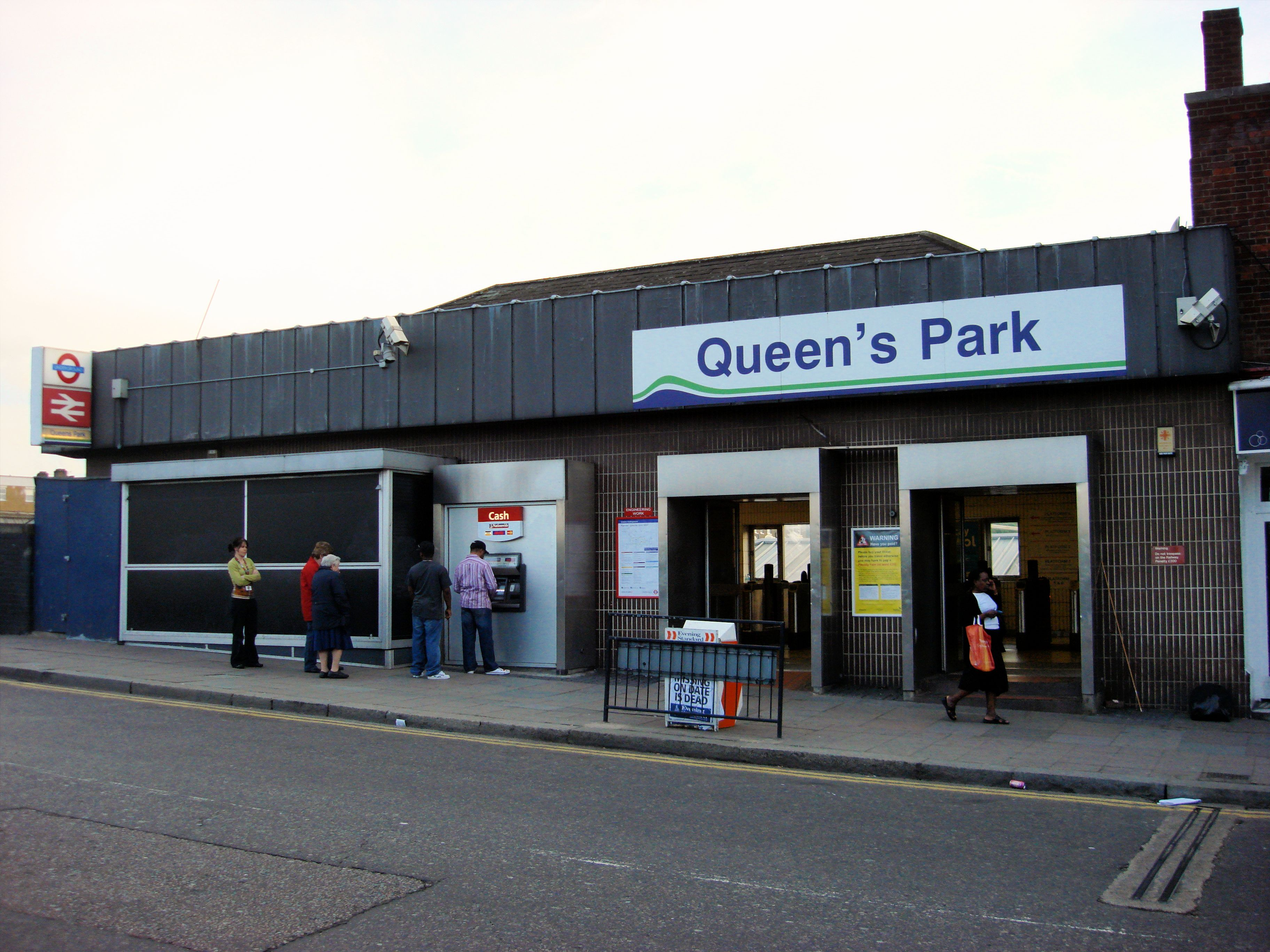 Queens park dating
