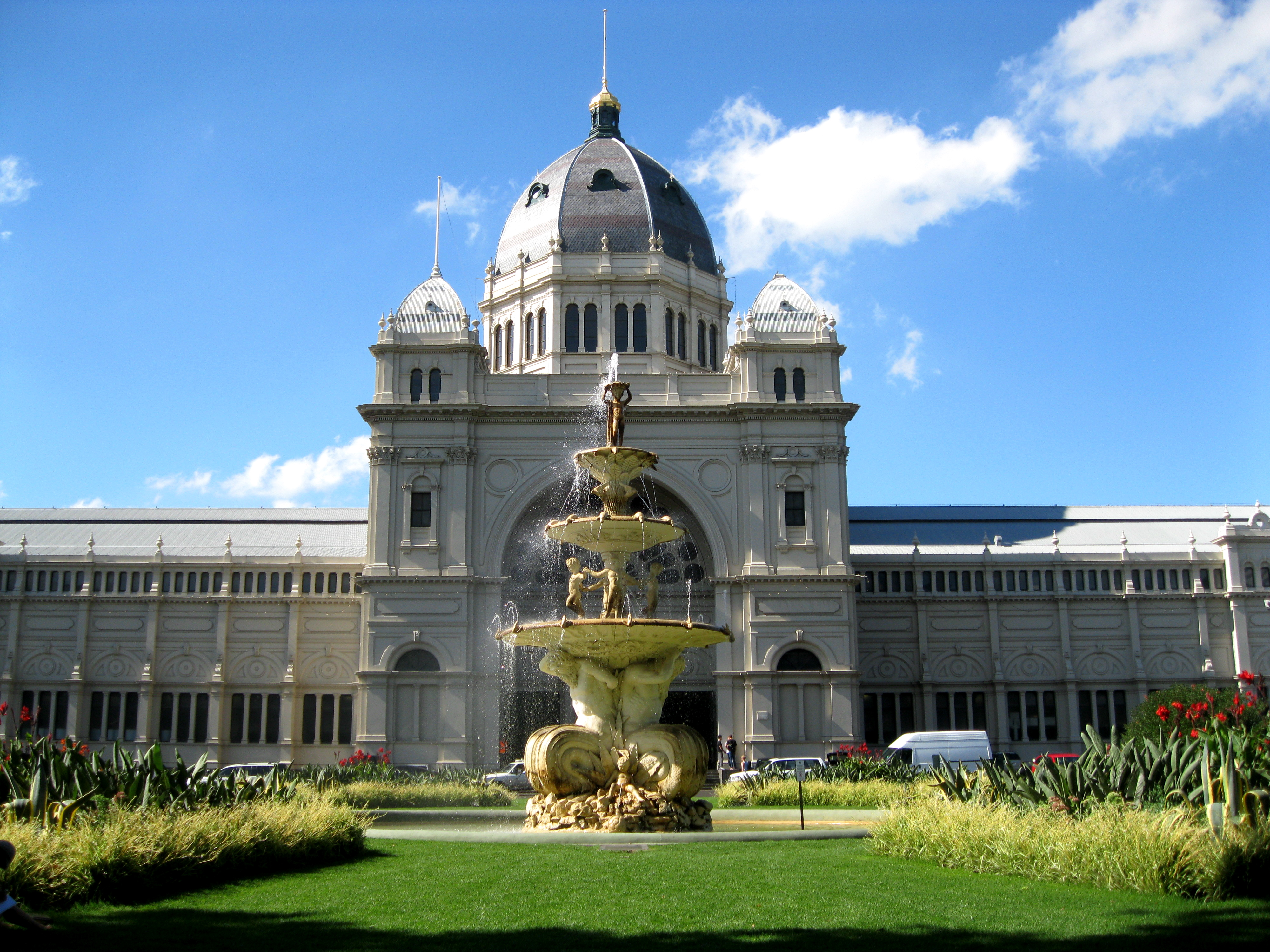 Image result for Royal Exhibition Building in Melbourne, Australia