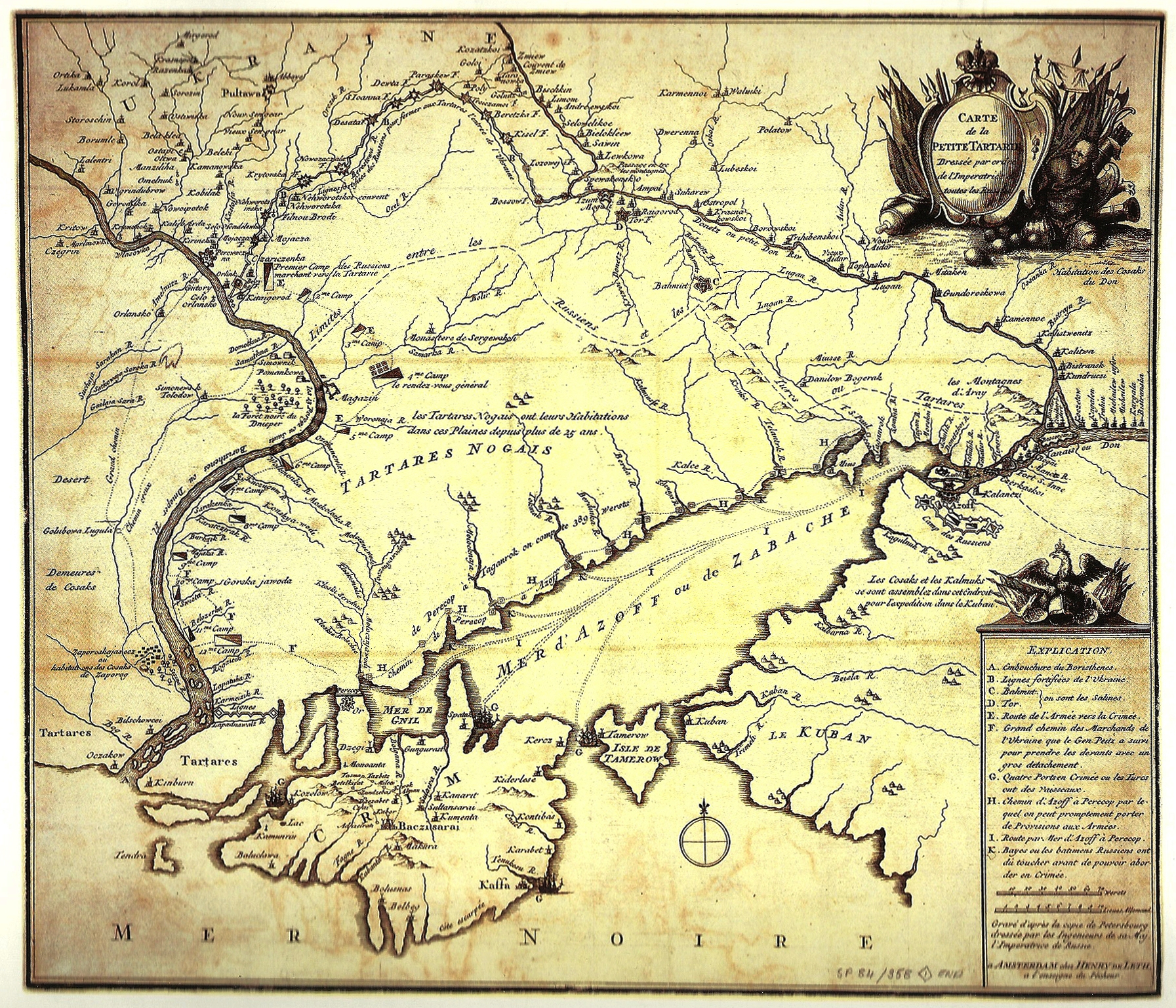 the crimean khanate The territory of crimea, previously controlled by the crimean khanate, was annexed by the russian empire on 19 april [os 8 april] 1783 the period before the annexation was marked by russian interference in crimean affairs, a series of revolts by crimean tatars, and ottoman ambivalence.