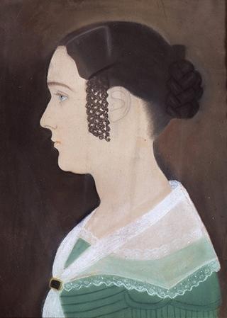 Ruth Henshaw Bascom, Cynthia Allen, 1840