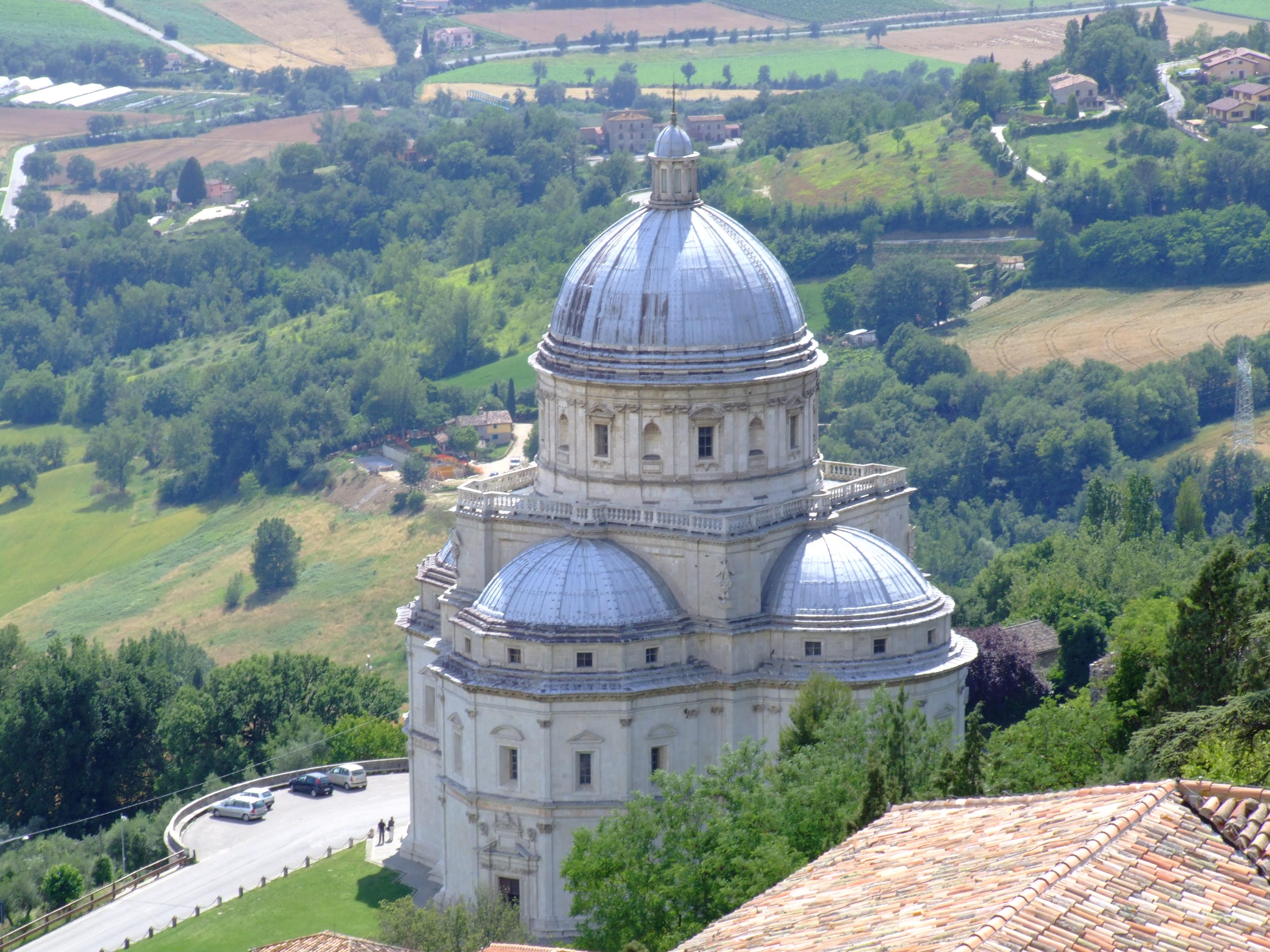 201 Glise Santa Maria Della Consolazione De Todi Wikip 233 Dia