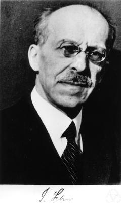 image of Issai Schur