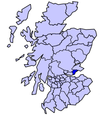 Kirkcaldy (district) Former local gov. district in Scotland