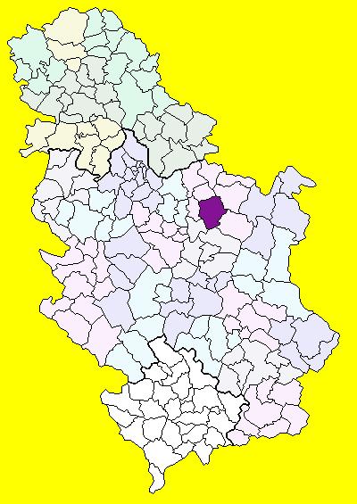 petrovac na mlavi karta srbije Petrovac na Mlavi (općina) – Wikipedija petrovac na mlavi karta srbije