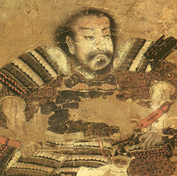 Japanese nobleman and warrior