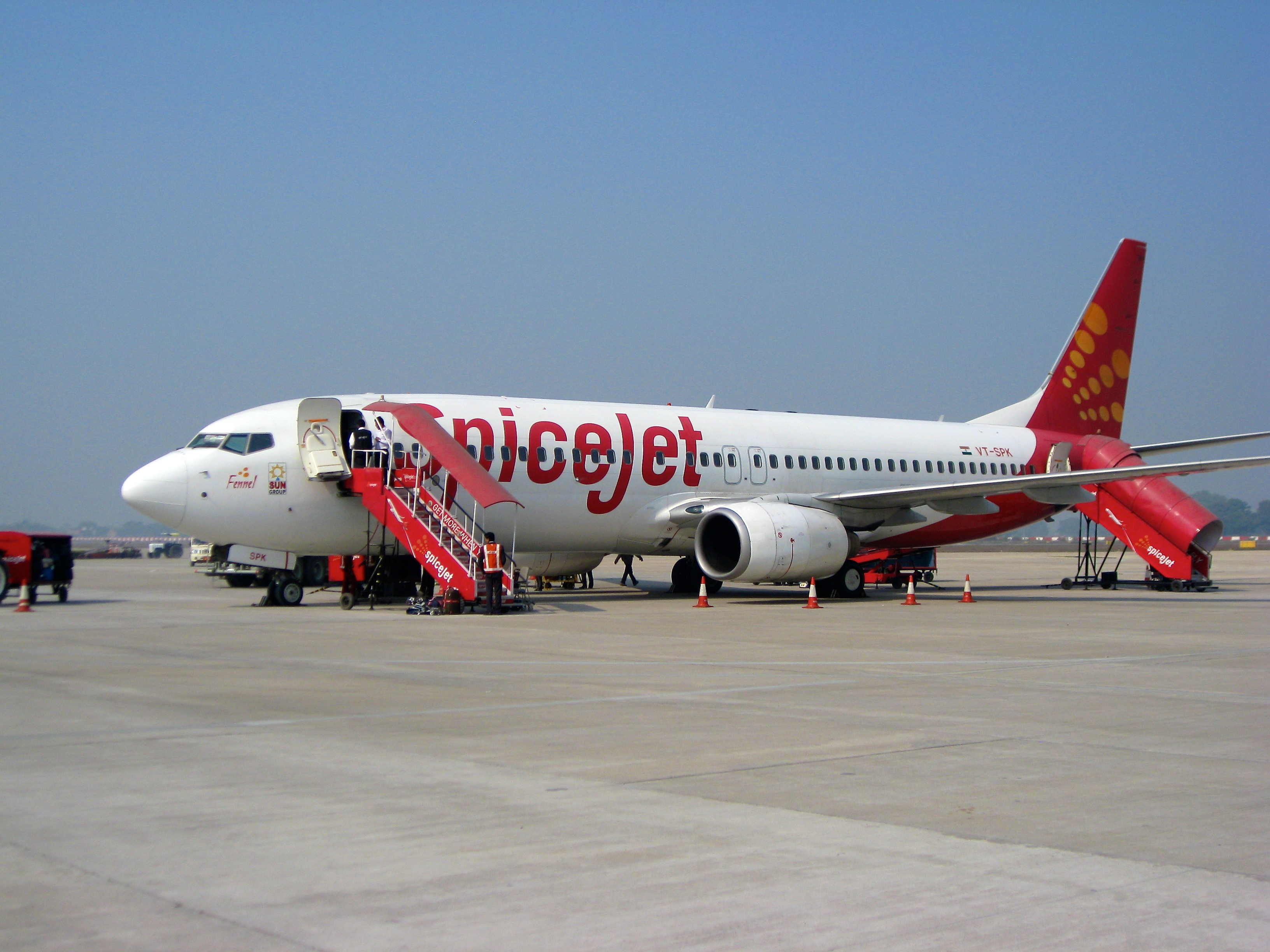 SPICEJET destinations - Wikipedia, the free encyclopedia