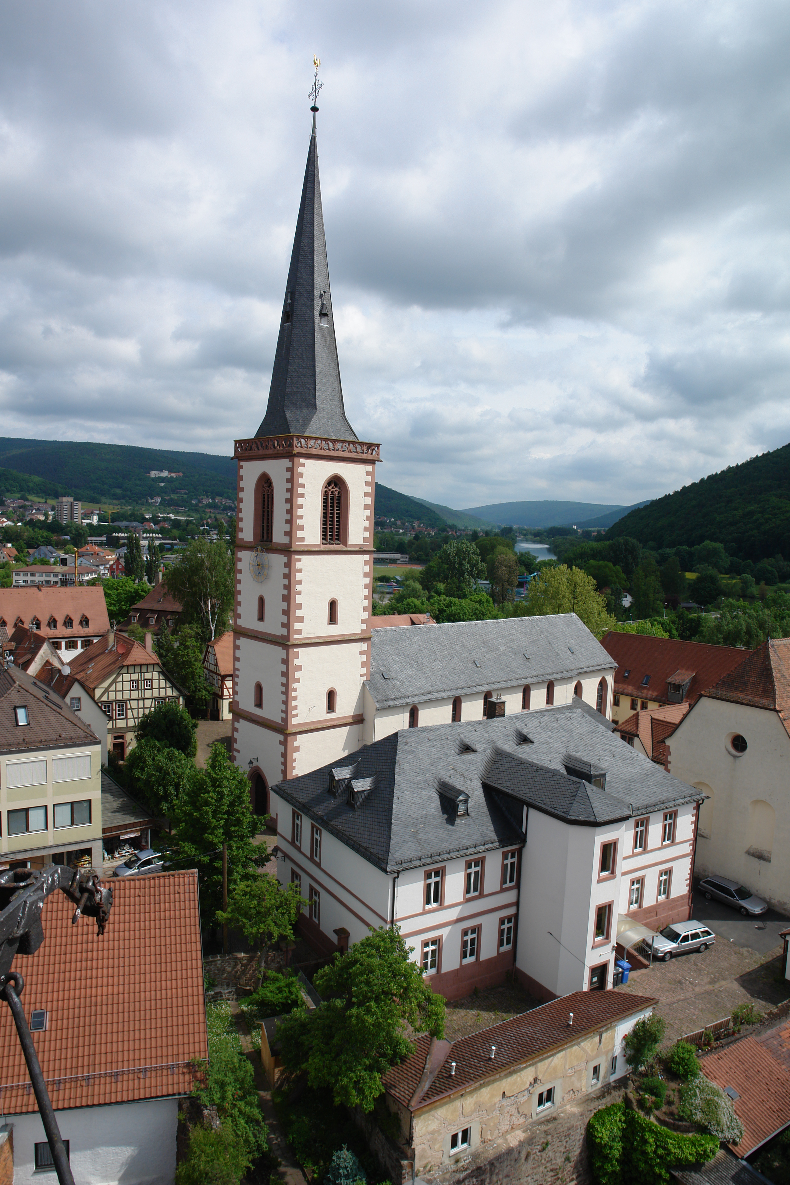 St michael lohr am main wikiwand for Heimbach lohr am main