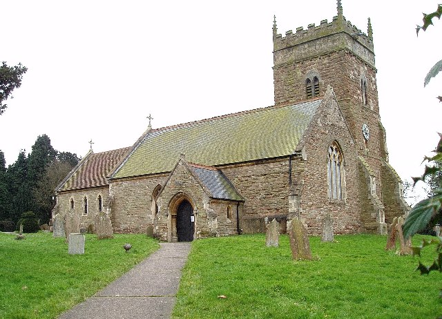 St Swithin's Church, Wellow - geograph.org.uk - 117352