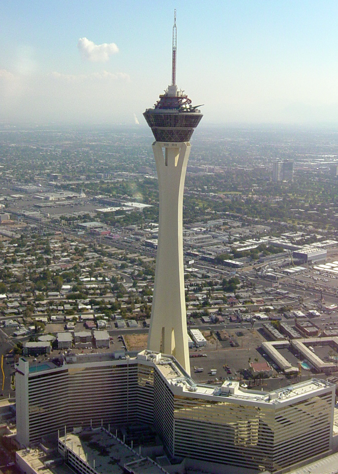 stratosphere on the strip
