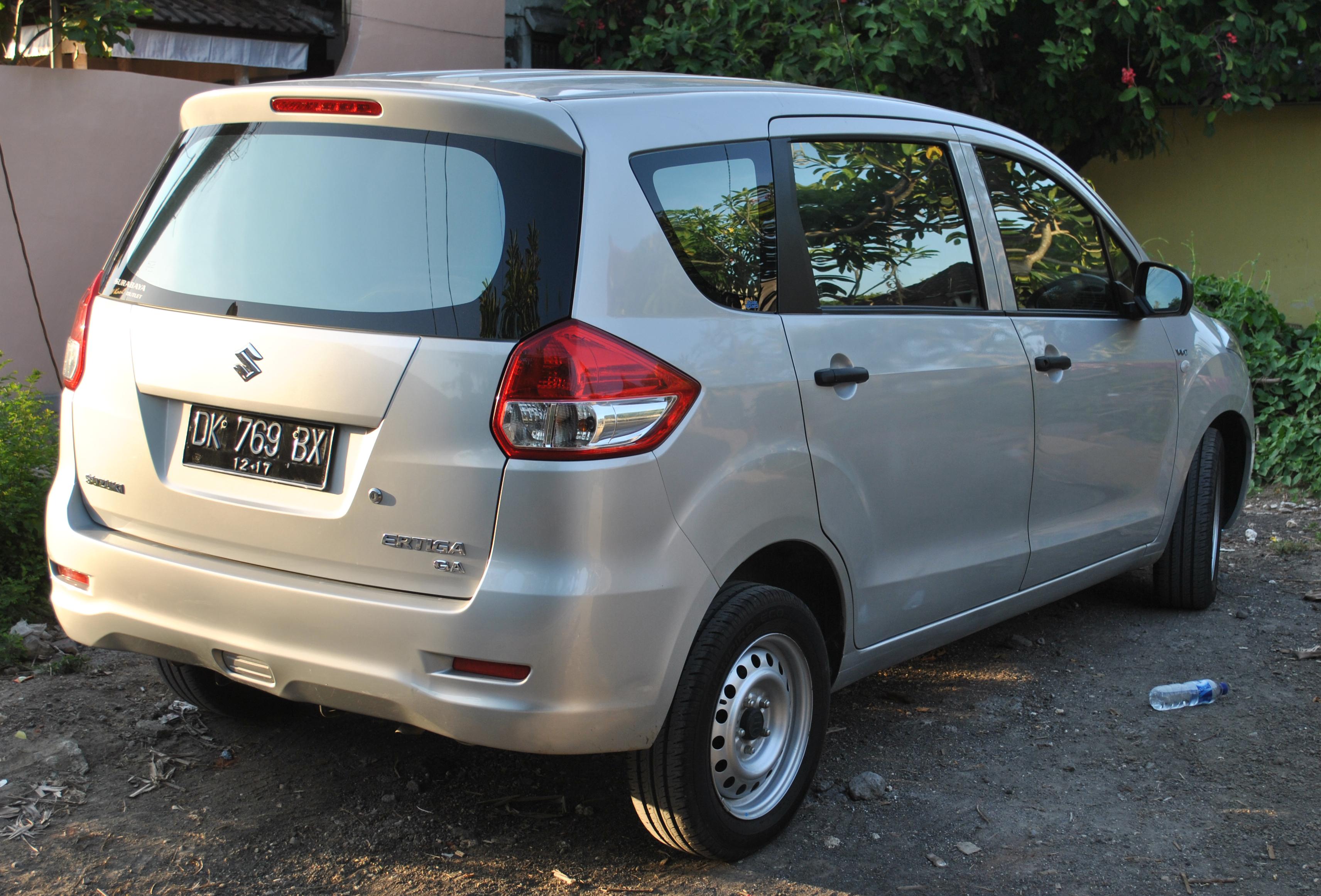 File:Suzuki Ertiga GA rear.jpg - Wikimedia Commons