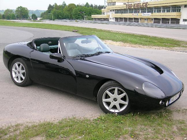 Tvr Griffith Wikipedia La Enciclopedia Libre