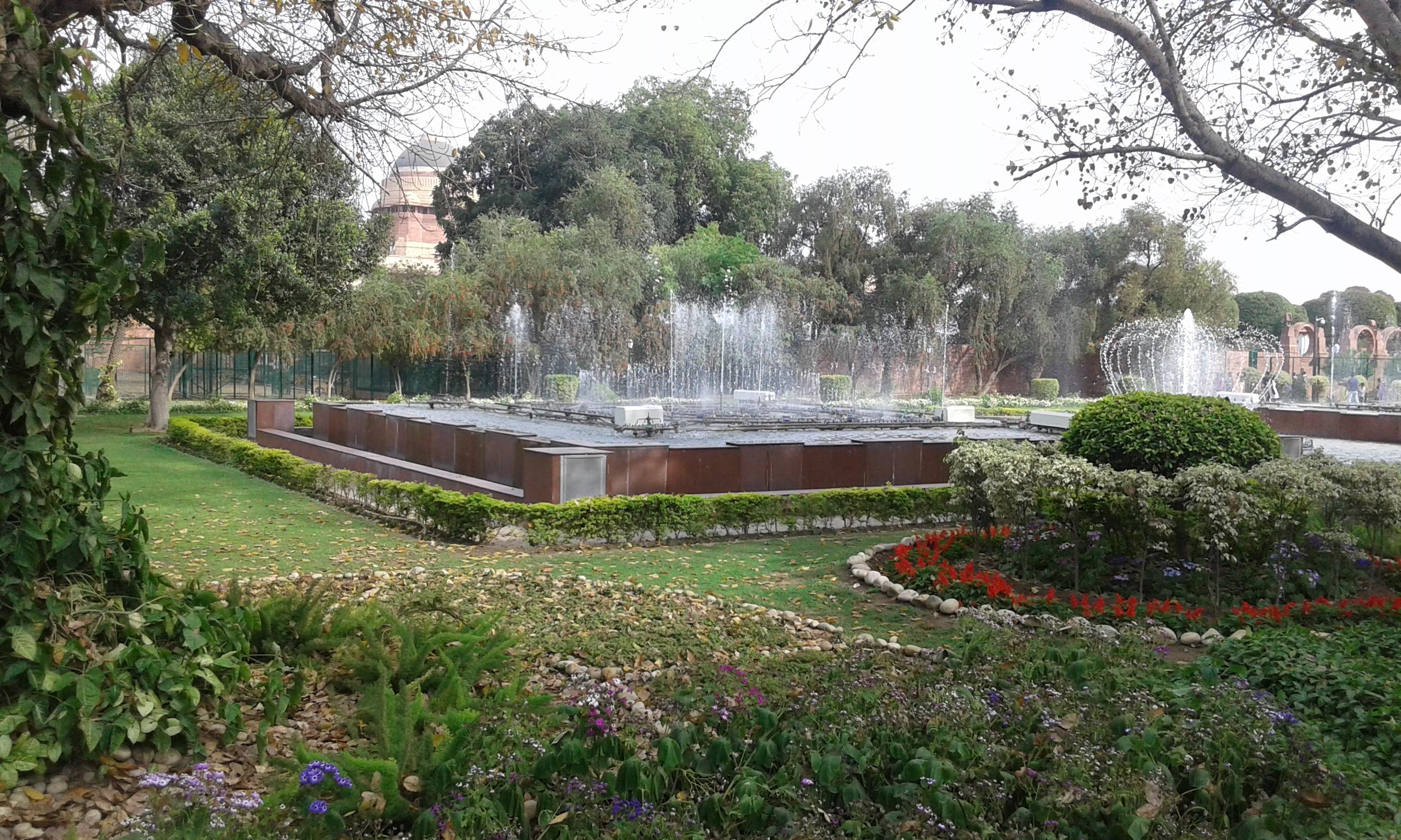 Botanical Garden Delhi Garden Ftempo