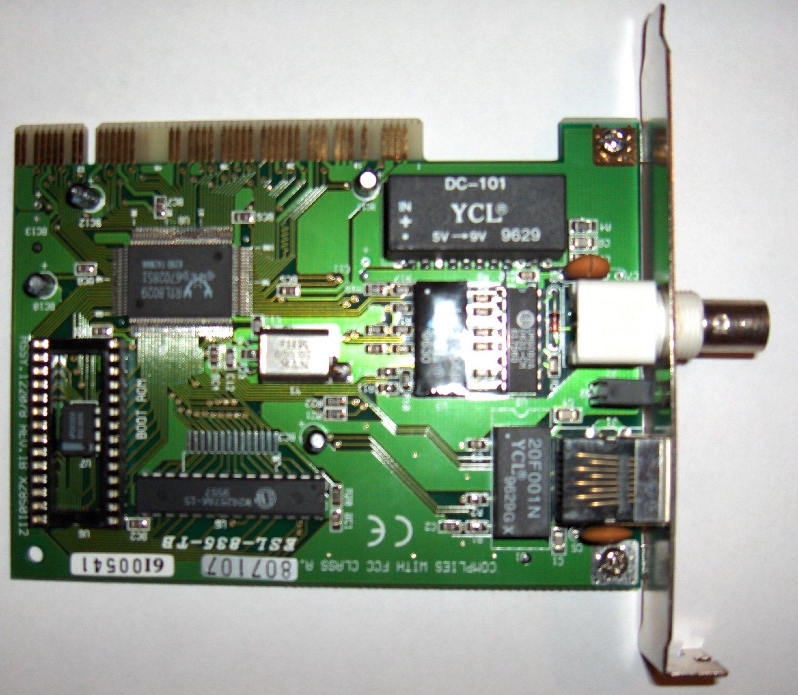 ENCORE ESL-835-TB PCI ETHERNET CARD WINDOWS 7 DRIVERS DOWNLOAD (2019)