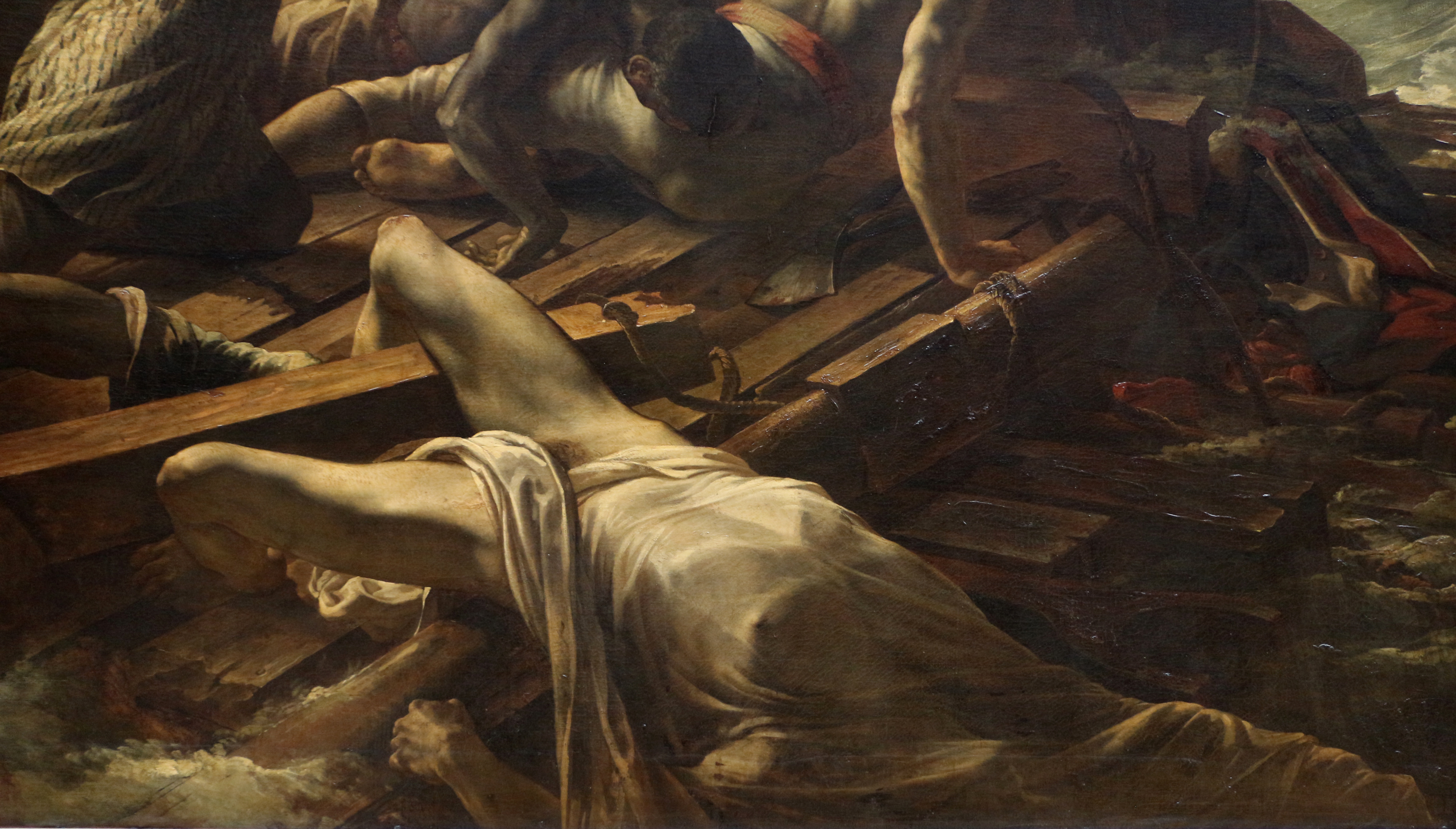 a brief history of theodore gericaults raft of the medusa painting The raft of the medusa, a famous painting by  the wretched history of migrant voyages _ the painting is not only a disturbing  this brief conceptual paper.