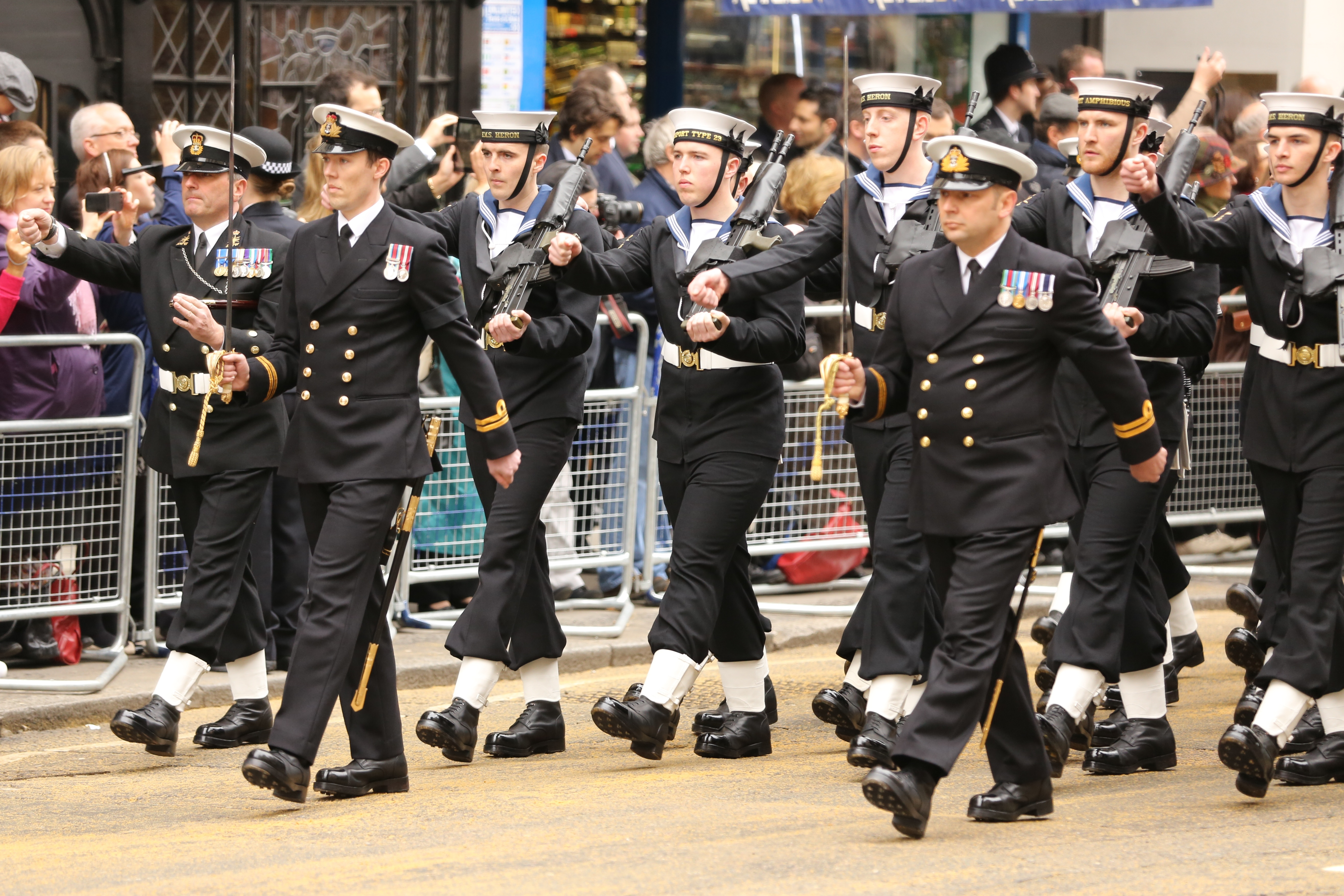 royal navy have evolved gradually since the first uniform regulations ...