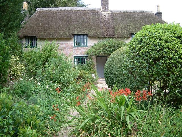 Thomas Hardy's Cottage - geograph.org.uk - 1059790