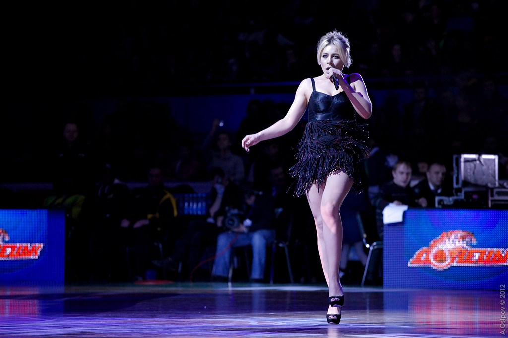 File:Tina Karol - Basketball Superleague All-Star Game ...