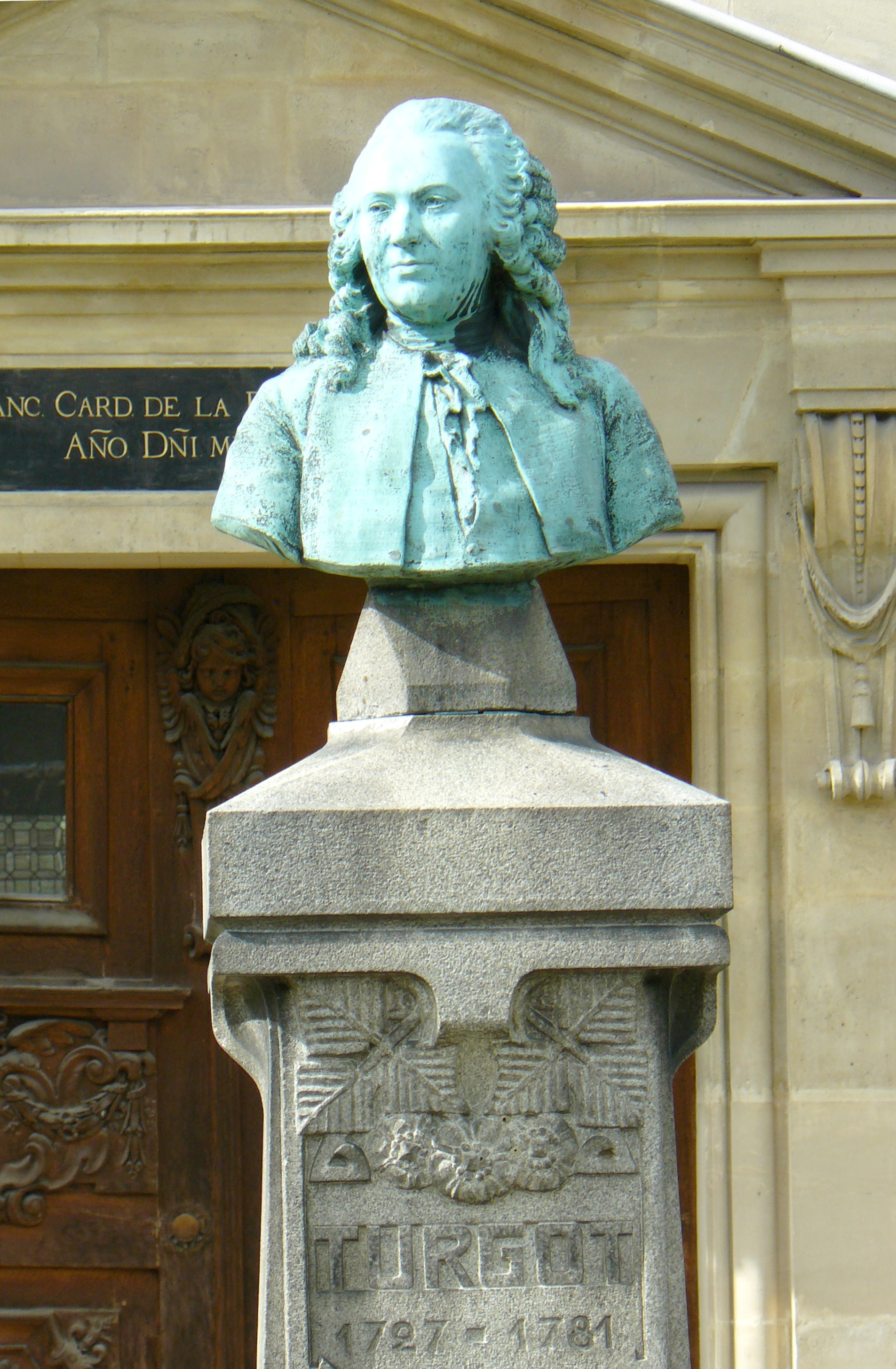 Turgot buste ancien hôpital Laennec Paris.jpg