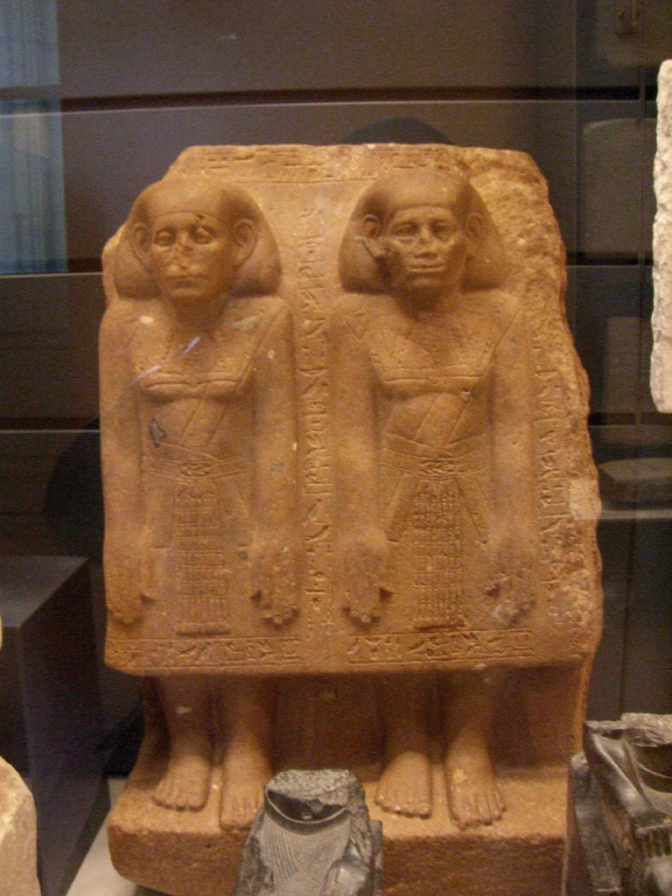 Two priests of Ptah-A 47
