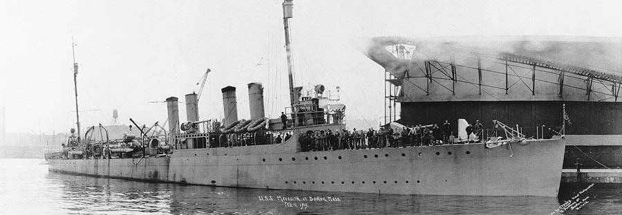 USS Meredith (DD-165)